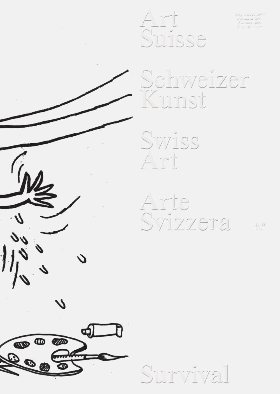 La nouvelle <br> « Art Suisse » est publiée